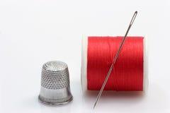 Sewing kit Royalty Free Stock Image