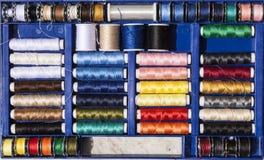 Sewing kit Royalty Free Stock Photo