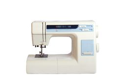 Sewing-Máquina Fotografia de Stock Royalty Free