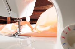 Sewing machine Stock Photos