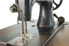 Sewing machine Royalty Free Stock Photos