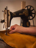 Sewing machine 2 Stock Photo