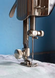 Sewing machine. Stock Photos