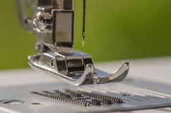 Free Sewing Machine Stock Photo - 35060660