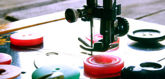 Sewing. Stock Image