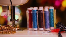 Sewing Machine accessories strings home