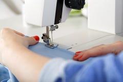 Sewing machine Stock Image
