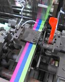 Sewing machine closeup Stock Photos