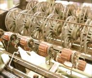 Sewing machine closeup Stock Image
