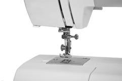 Sewing machine detail Royalty Free Stock Image