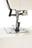 Sewing machine details Royalty Free Stock Photo