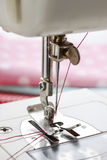 Sewing machine and dressmakers accessories Stock Image