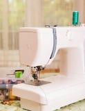 Sewing machine. Stock Photo