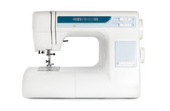 Sewing machine isolated Stock Photos