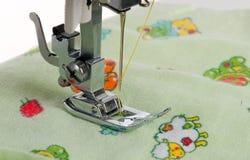 Sewing-machine isolated Stock Photo