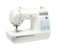 Sewing machine isolation Stock Images