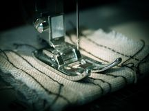 Sewing machine_3 Royalty Free Stock Images