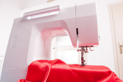 Sewing machine Royalty Free Stock Images