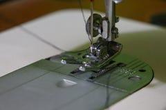 Sewing machine needle royalty free stock photography