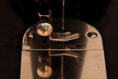 Sewing machine needle detail Stock Photos