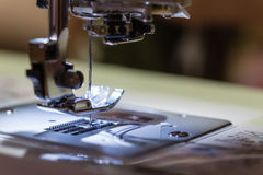 Sewing Machine Needle Royalty Free Stock Photography