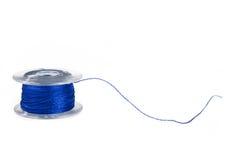 Sewing machine spool Stock Photo