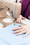 Sewing machine Stock Image
