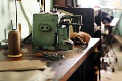 Sewing machine Royalty Free Stock Photos