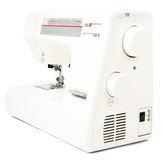 Sewing-machine on white Stock Images