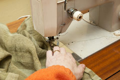 Sewing machine Royalty Free Stock Image