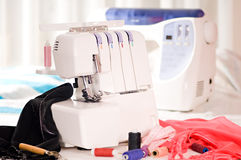 Sewing-machines Stock Images