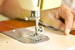 Sewing mechine four Stock Photography