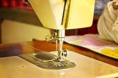 Sewing mechine two Royalty Free Stock Photos