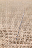 Sewing needle Stock Images
