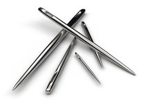 Sewing needle Stock Photography
