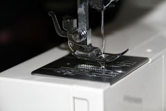 Sewing process Stock Photography