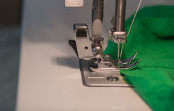 Sewing Process Royalty Free Stock Image