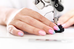 Sewing. Stock Photos