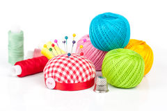Sewing set Stock Photography