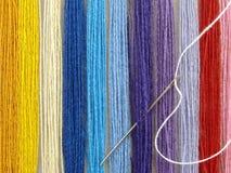 Sewing set Royalty Free Stock Image