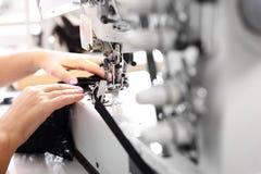 Sewing. Sewing machine