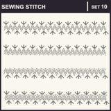 0116_37 sewing stitch Stock Image