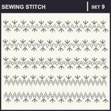 0116_36 sewing stitch Royalty Free Stock Photo