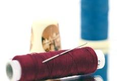Sewing stuff Stock Photos