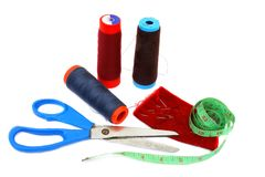 Free Sewing Supplies Stock Images - 16315934