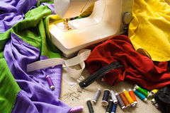 Free Sewing Table Stock Images - 12950454
