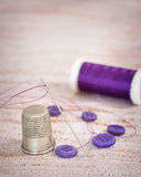 Sewing Thimble Stock Photos