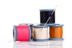 Sewing Thread Stock Images