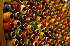 Sewing thread Royalty Free Stock Photography