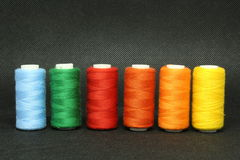 Sewing thread. Stock Photos